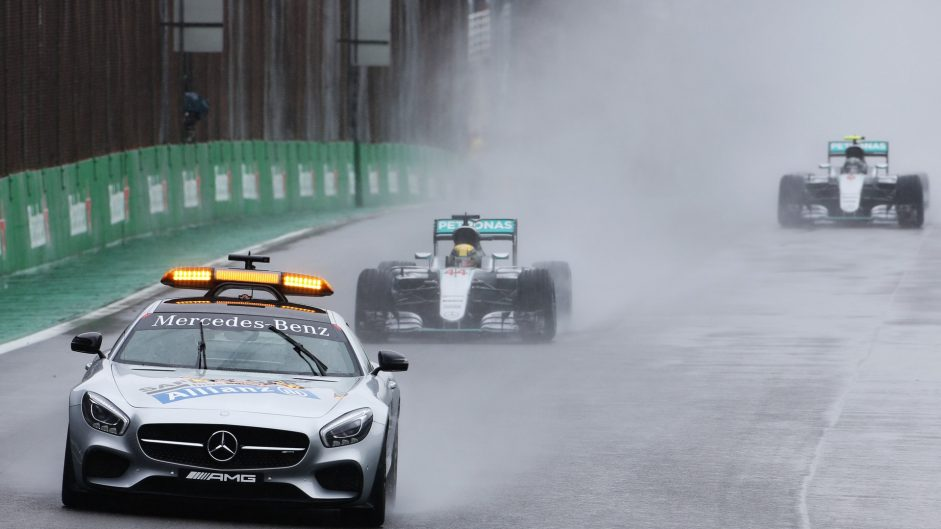 Rate the race: 2016 Brazilian Grand Prix