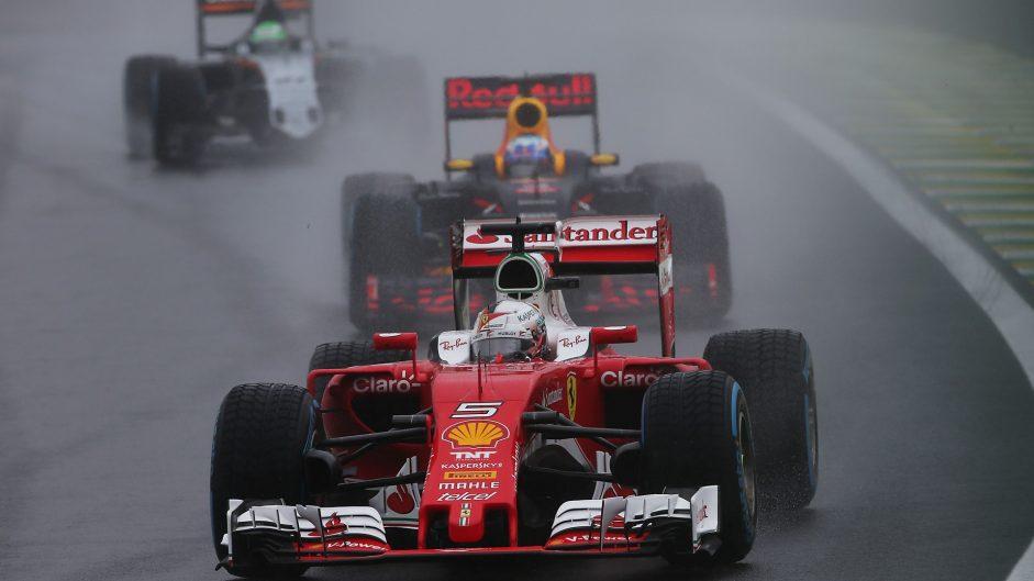 """Vettel: Verstappen's driving was """"not correct"""""""