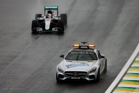 Lewis Hamilton, Mercedes, Interlagos, 2016