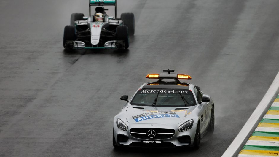 "Hamilton says Brazilian GP win was ""very easy"""