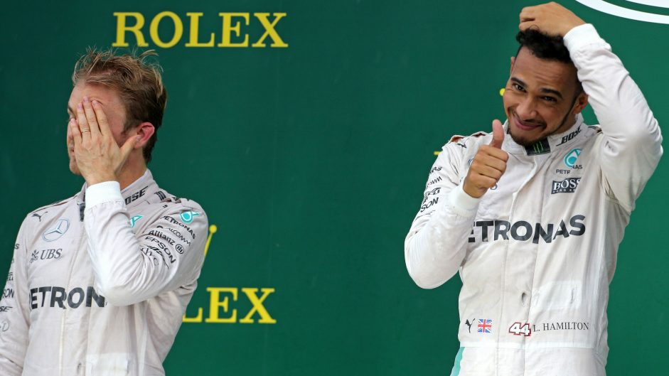 "Are Hamilton's title hopes ""impossible""?"