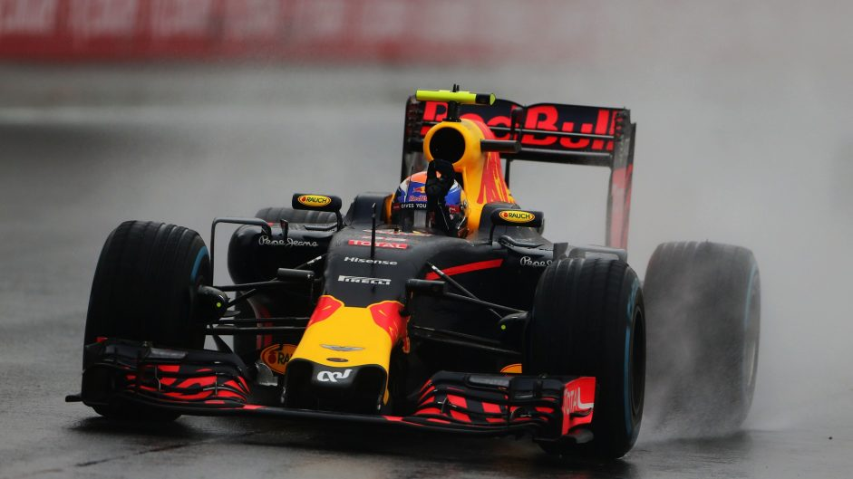 Verstappen dominates Brazil Driver of the Weekend