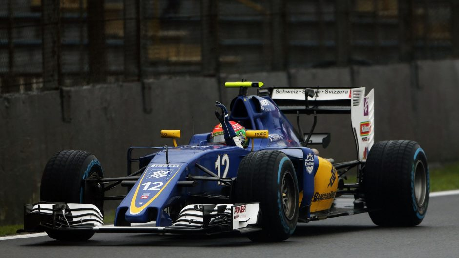 Sauber on firmer footing after difficult start to 2016