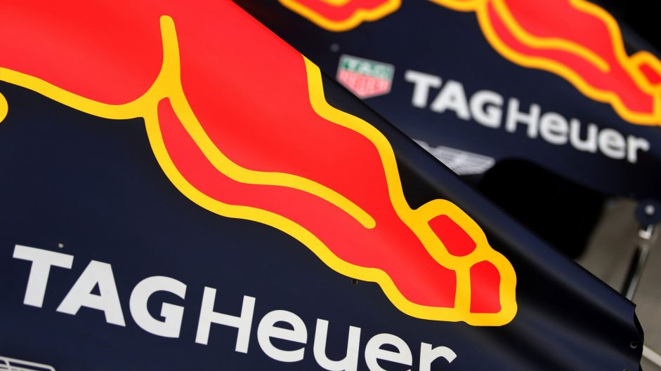 Red Bull extend TAG Heuer engine brand deal
