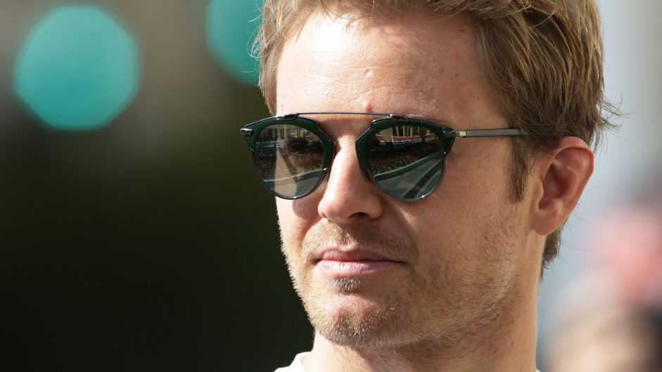 'More to life than driving in circles' – Rosberg