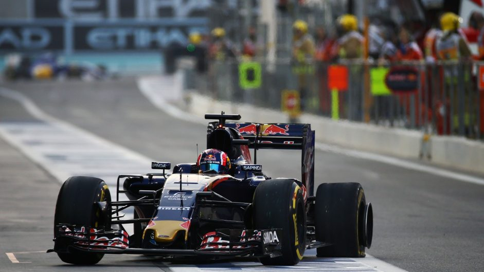 Toro Rosso blame rim problems after abandoning practice