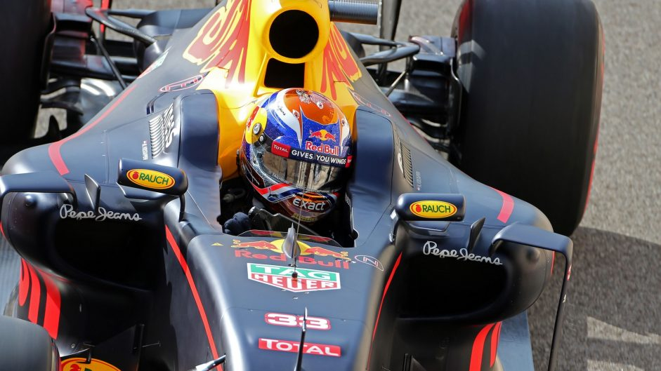 We had to try something different – Verstappen