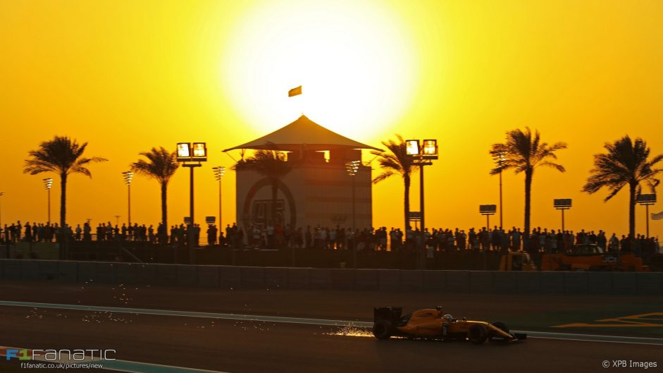 2016 Abu Dhabi Grand Prix qualifying and final practice in pictures
