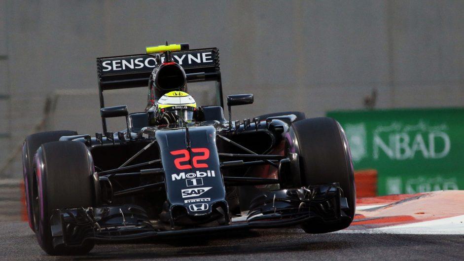 McLaren confirm deal with BP and Castrol
