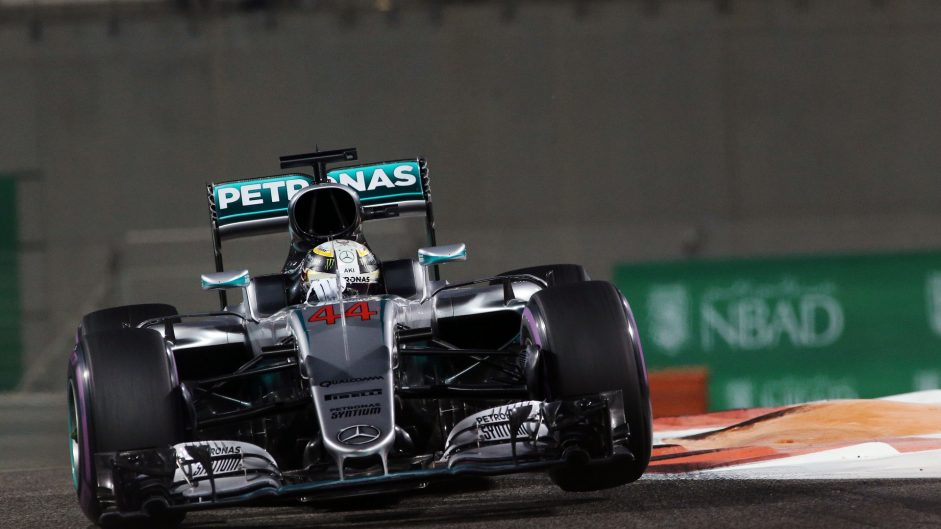 Will he or won't he? Delaying Rosberg may be Hamilton's last resort