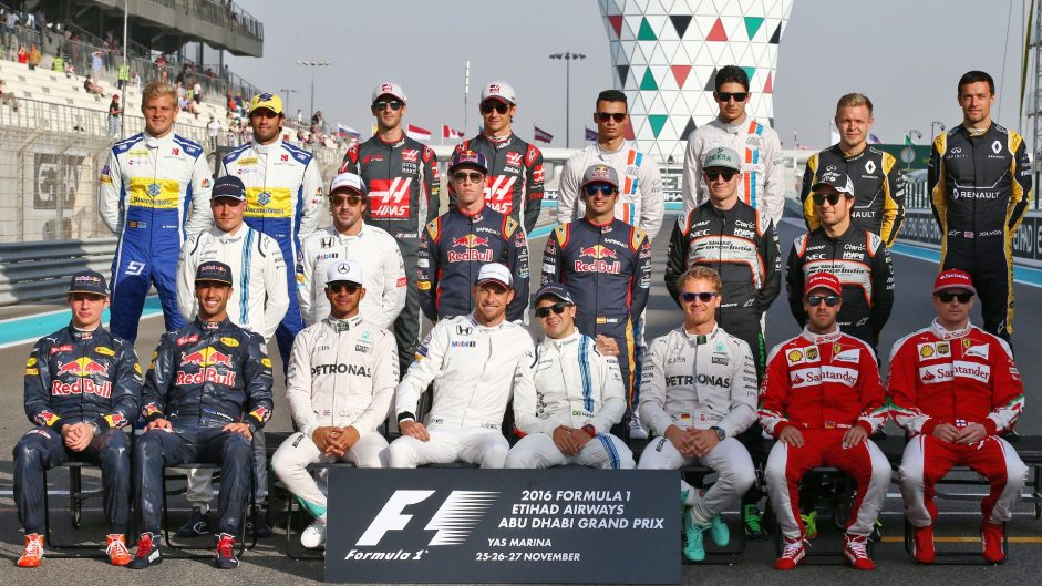 Vote for your 2016 F1 Driver of the Year