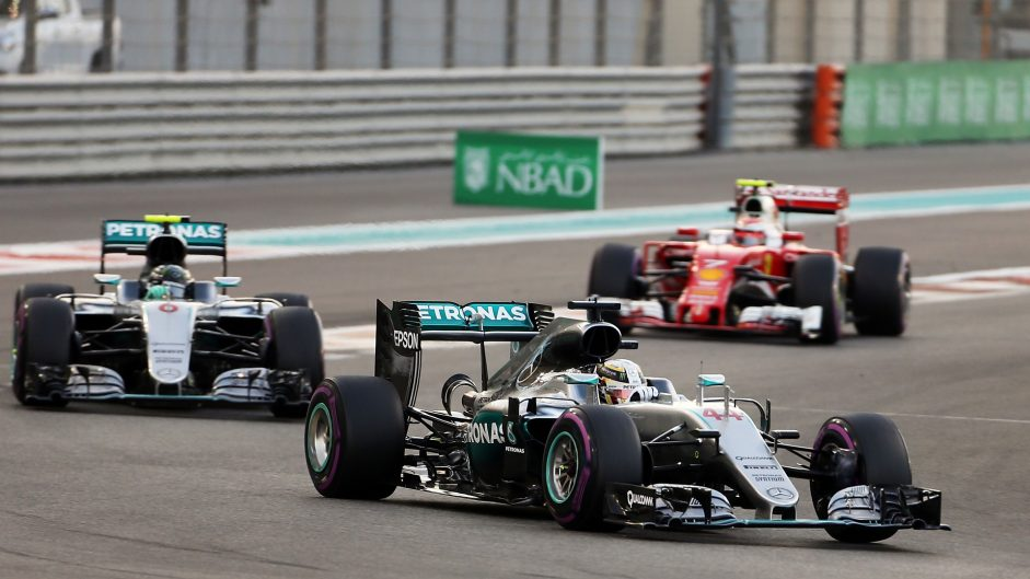 FIA 'should equalise engines if Mercedes aren't caught'