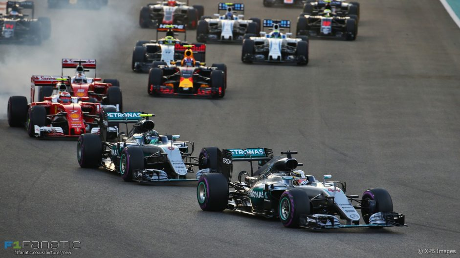 Vote for your 2016 Abu Dhabi Grand Prix Driver of the Weekend