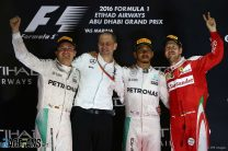 Hamilton raised his game after losing title to Rosberg – Lowe