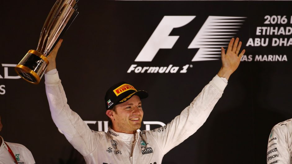 "Elated Rosberg says pressure of title-decider was ""horrible"""
