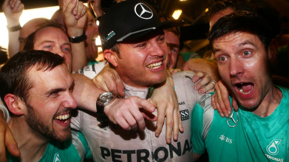 How Rosberg won the championship