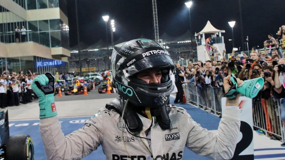 Rosberg's rivals (and relatives) on his championship win