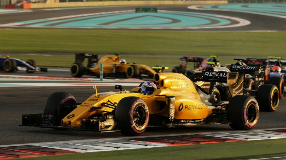 Renault announce BP/Castrol deal for 2017
