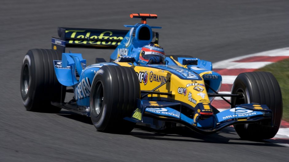 2005 downforce levels predicted for next year's cars