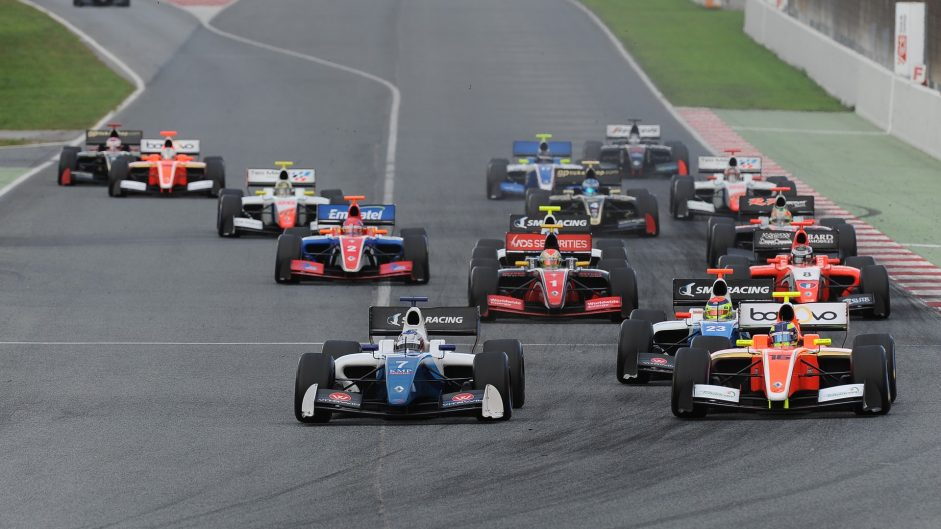 Stunning turnaround in Formula V8 title-decider