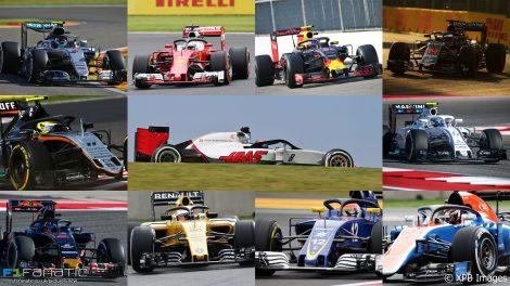Resultado de imagen de f1 2018 FIA