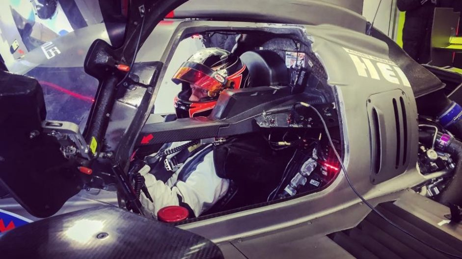 Kubica to make Le Mans debut in LMP1 WEC move