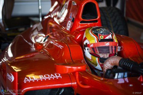 Charles Leclerc, Prema, Yas Marina, GP2, 2016