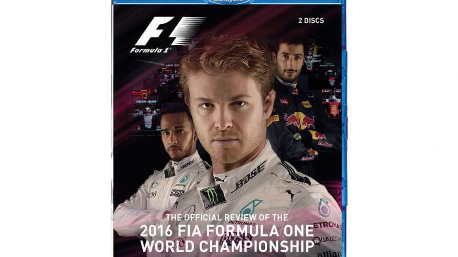 They Did Their Best: Official 2016 F1 season Blu-ray/DVD reviewed