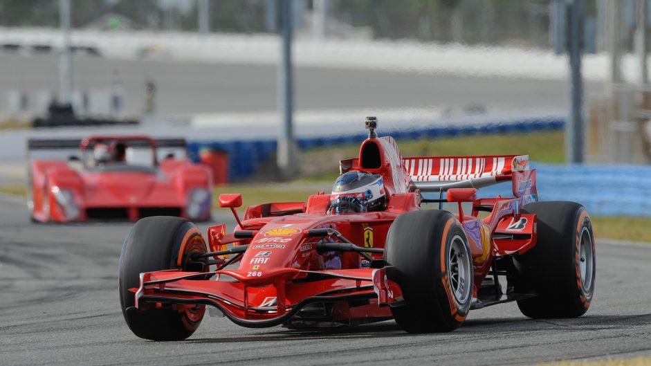 Ferrari F2008, Ferrari World Finale, 2016