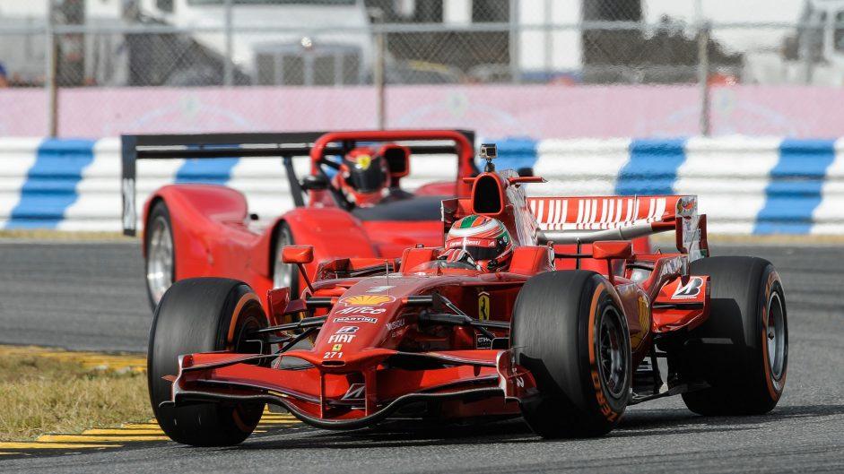 Ferrari F2007, Ferrari World Finale, 2016