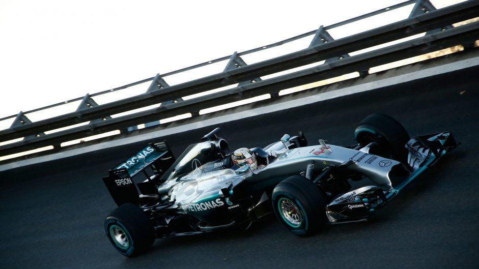 Lewis Hamilton, Mercedes, Sindelfingen, 2016