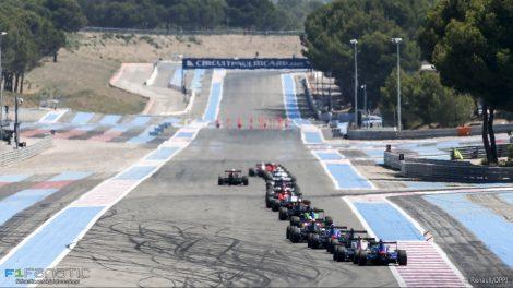 Formula Renault 2.0, Paul Ricard, 2016