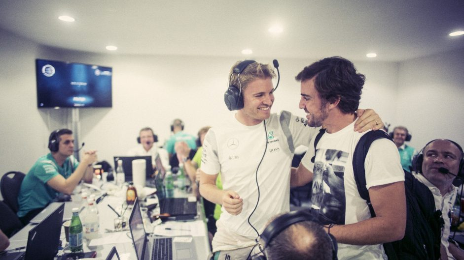 Caption Competition 115: Retiring Rosberg – and Alonso