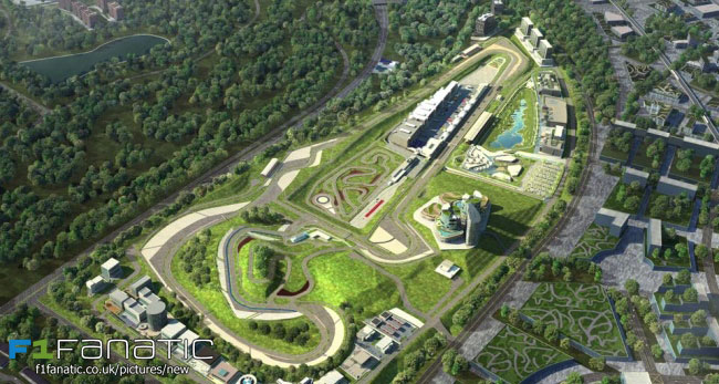 "New F1-spec Malaysian track to be ""Nurburgring of Asia"""