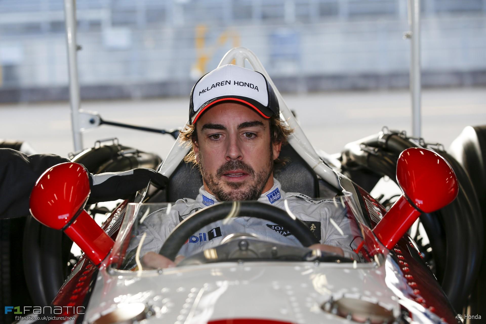 Fernando Alonso, Honda RA302, Honda Thanks Day, Motegi, 2016