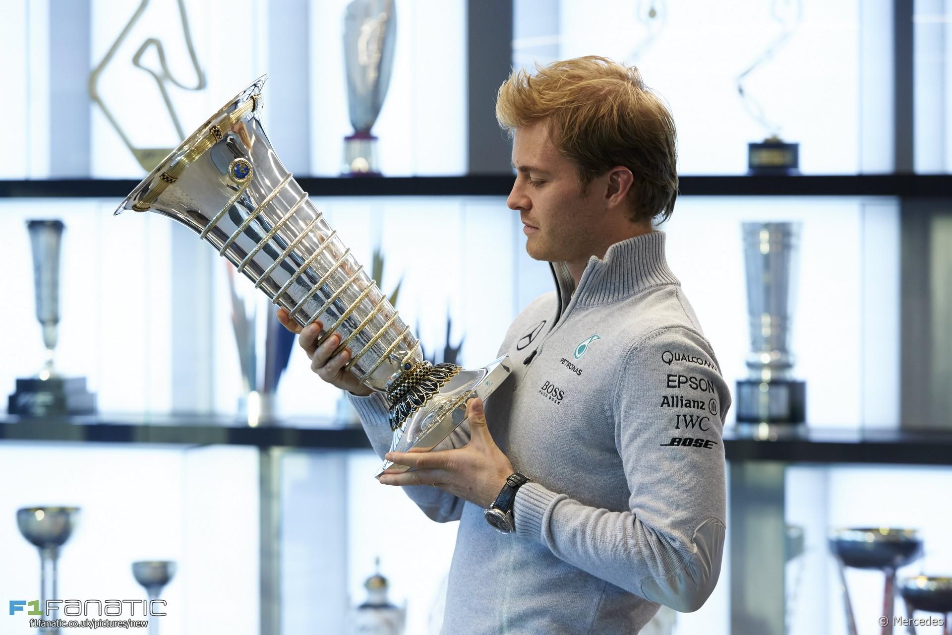 Nico Rosberg, Mercedes, 2016