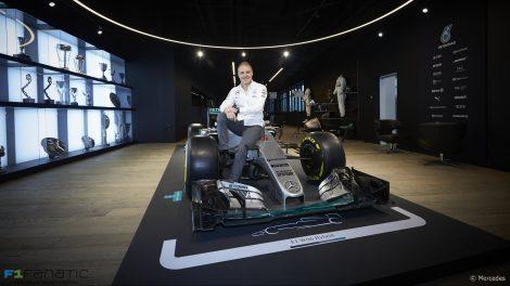 Valtteri Bottas, Mercedes, 2017