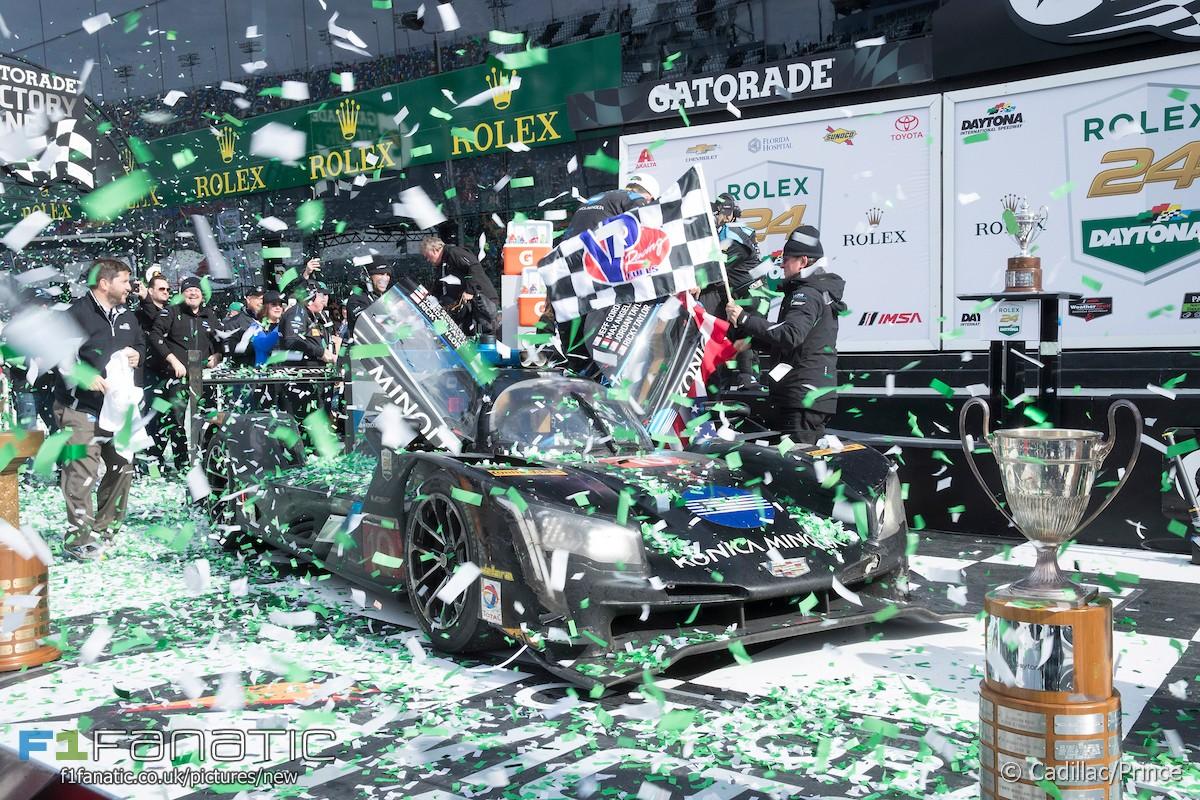 Cadillac, Daytona 24 Hours, 2017