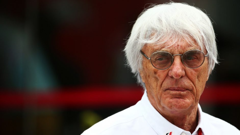 Only one thing mattered in the Ecclestone era