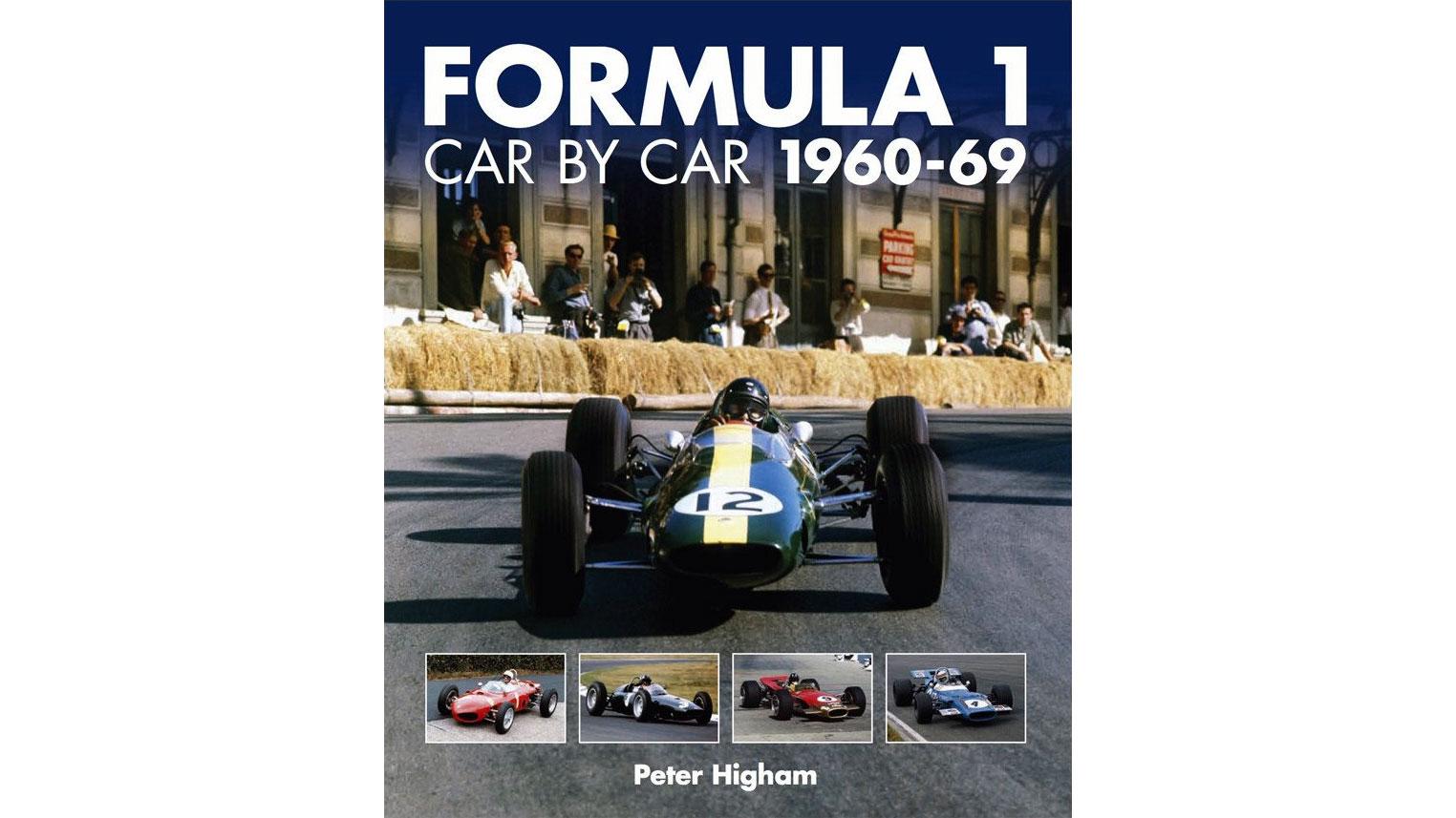Formula 1 Car By Car 1960-69 reviewed · F1 Fanatic
