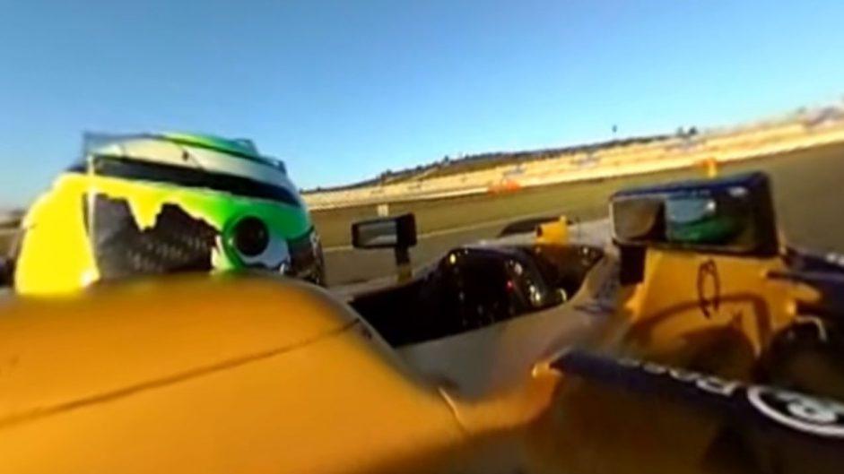 Video: Hulkenberg has first Renault run
