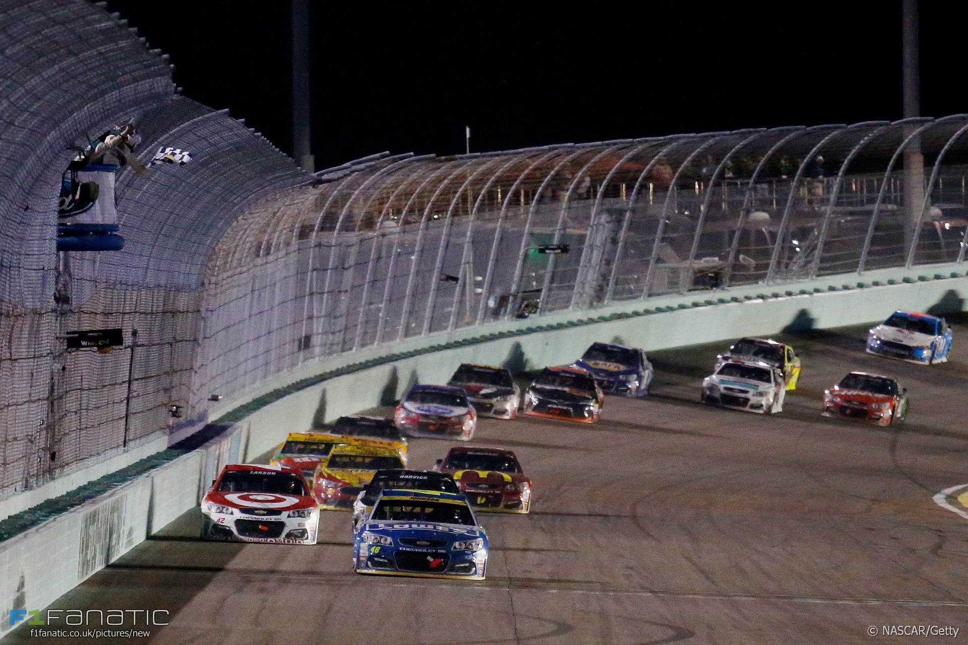 Jimmie Johnson, NASCAR, Homestead, 2016