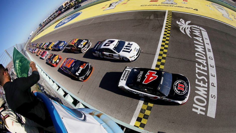 F1 should learn from NASCAR tracks – Hamilton