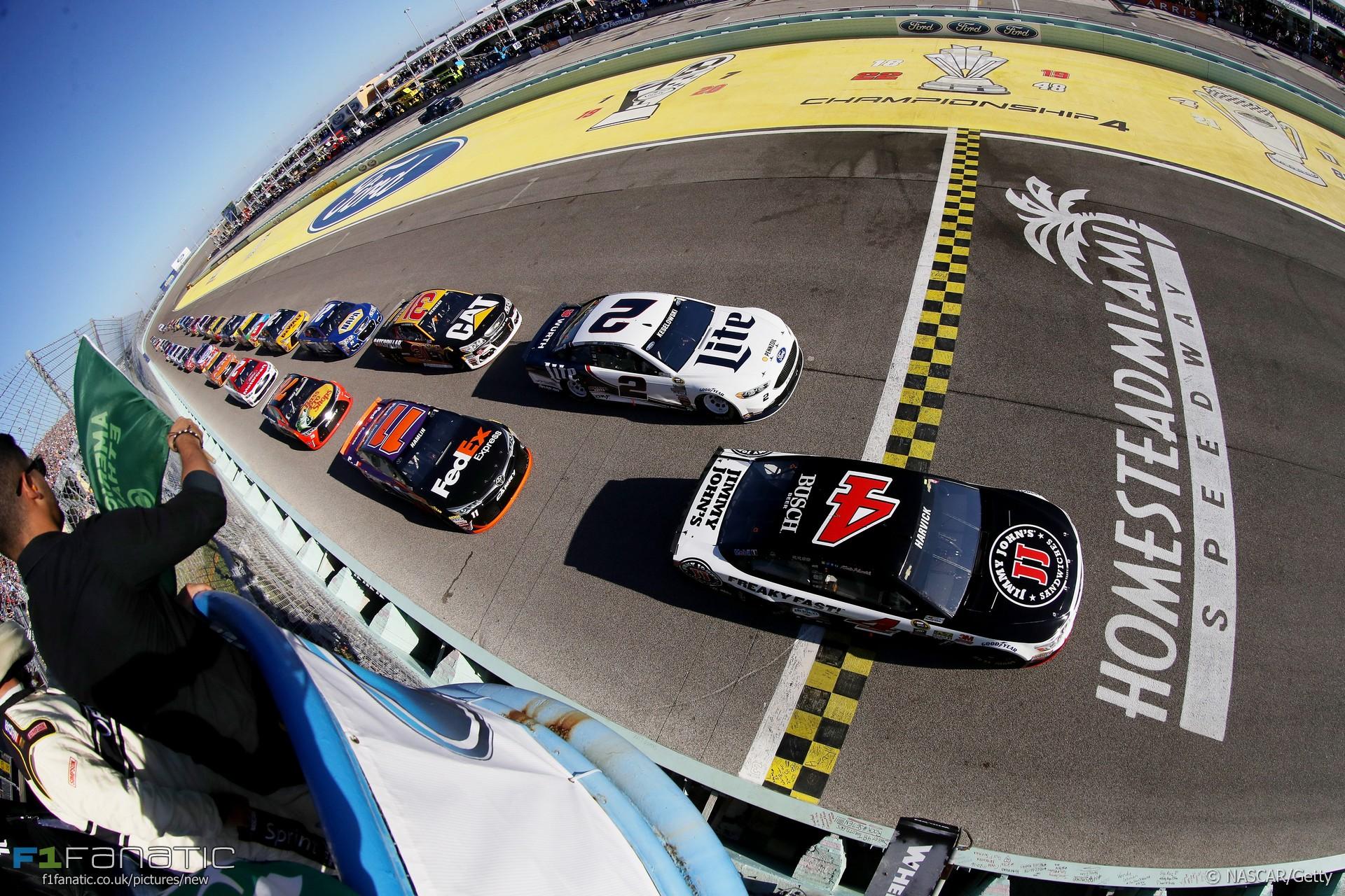 NASCAR, Homestead, 2016