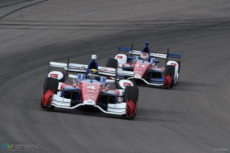 Conor Daly, Foyt, IndyCar, Phoenix test, 2017