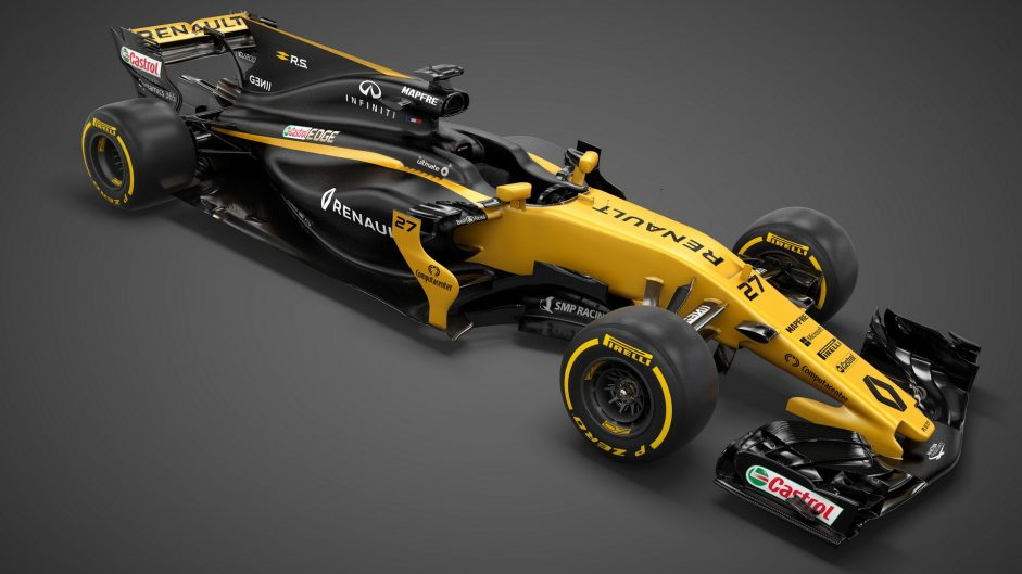 Renault RS17, 2017
