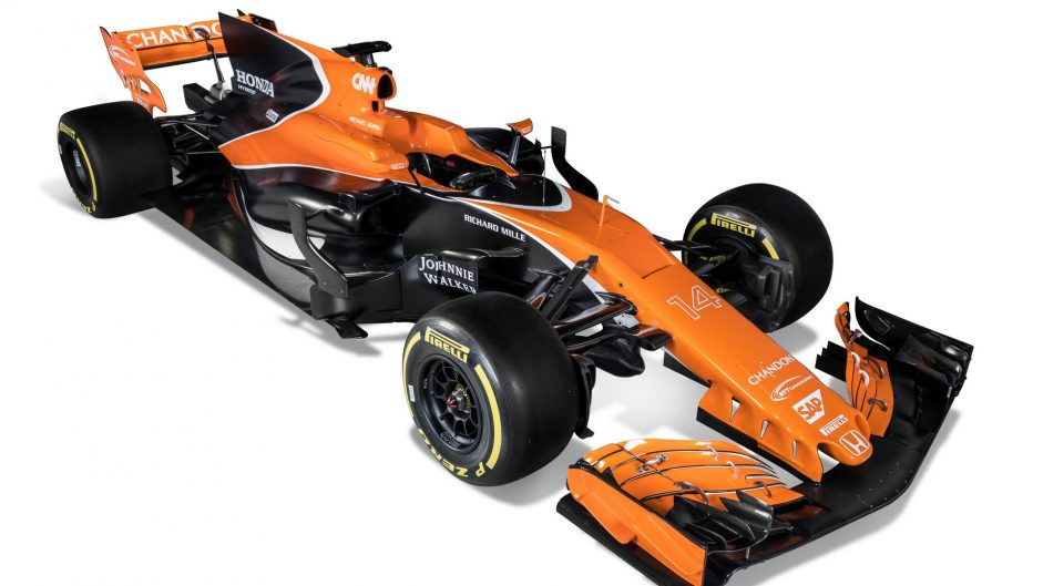 "Alonso: McLaren aim to ""look respectable"" in 2017"