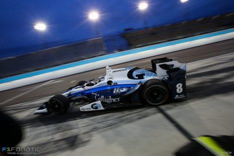 Max Chilton, Ganassi, IndyCar, Phoenix test, 2017