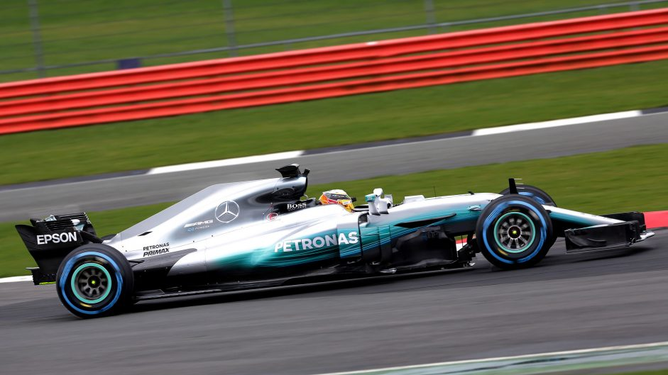 Hamilton: More consistent tyres 'fantastic' for drivers