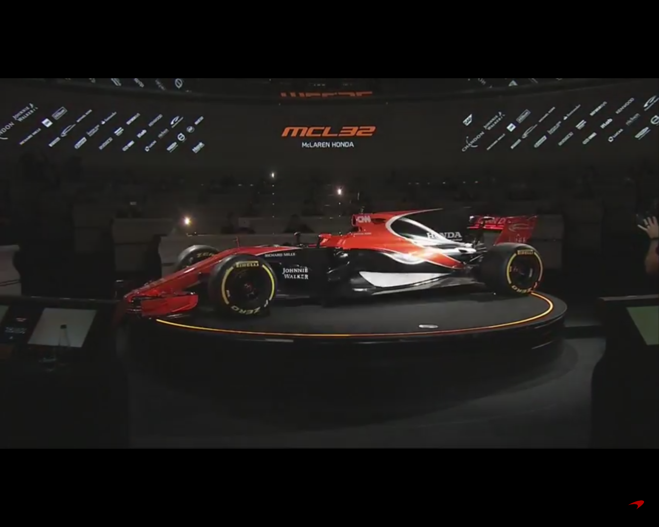 McLaren Honda MCL-32 F1 2017